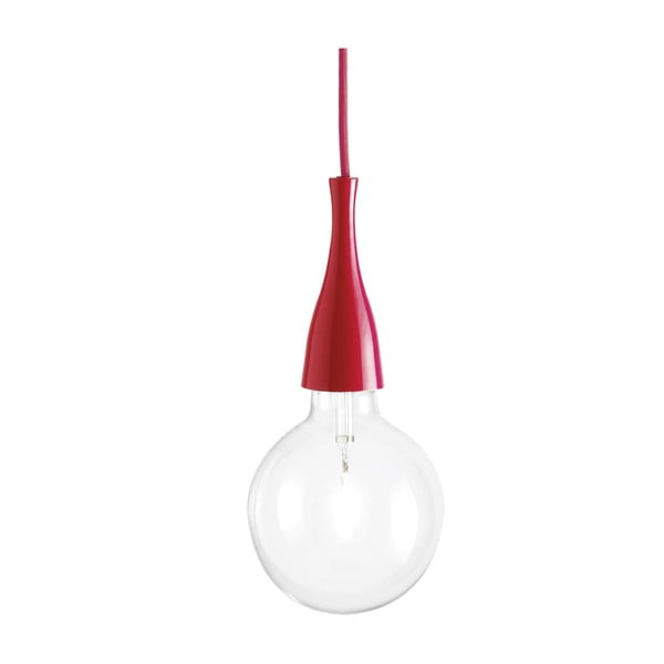 Lampa wisząca Evergreen Lights Crido City Red