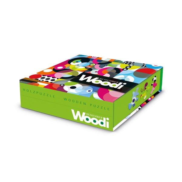 Puzzle drewniane Woodi