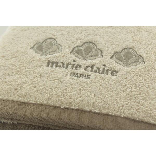 Ręcznik Marie Claire Beige, 50x90 cm