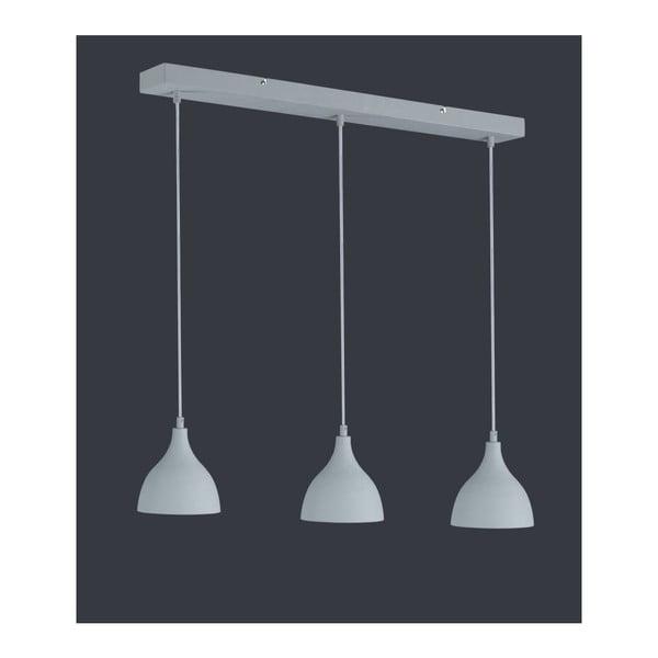 Lampa sufitowa Izmir Trio Grey