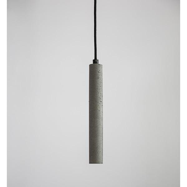 Lampa sufitowa BANG, betonowa