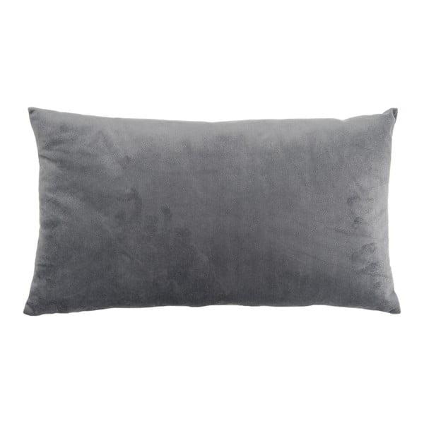 Poduszka Velour Gray