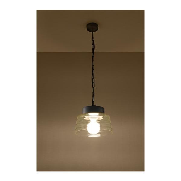 Lampa wisząca Avila Amber