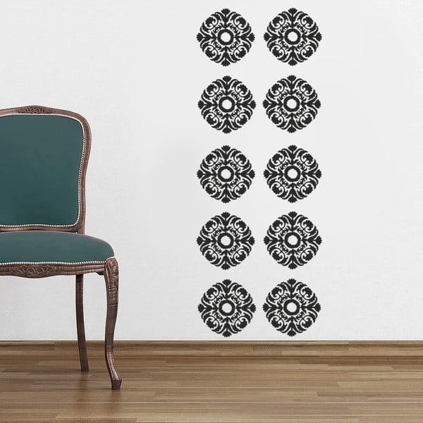 Naklejka na ścianę Barok, 60x90 cm