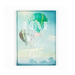 Obraz Graham & Brown Love In The Air, 50x70cm