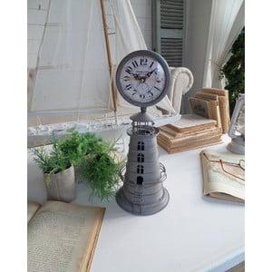 Zegar stołowy Clock Metallic