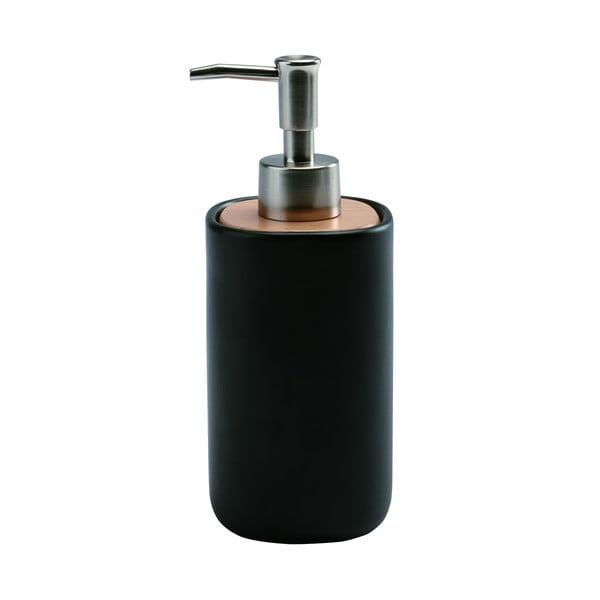 Dozownik do mydła Aquanova Oscar Black