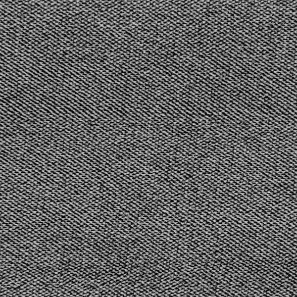 Jasnoszare łóżko z czarnymi nóżkami Vivonita Allon, 180x200 cm