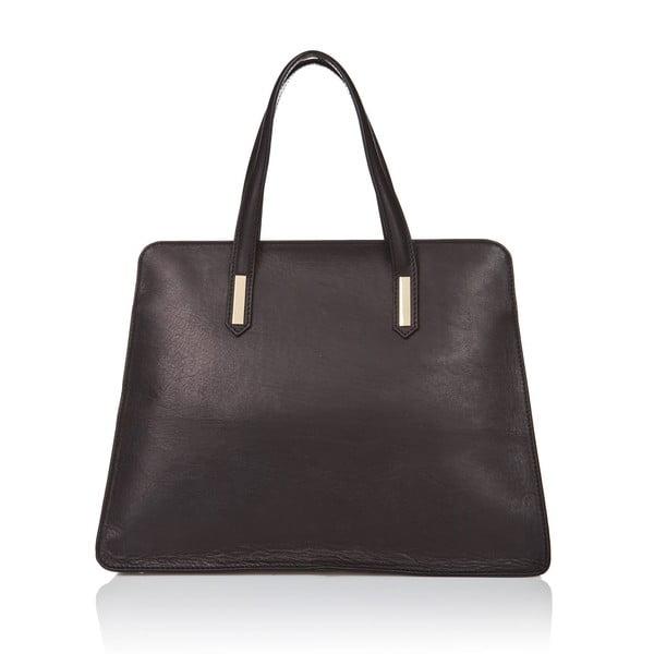 Czarna torebka skórzana Markese Tasia