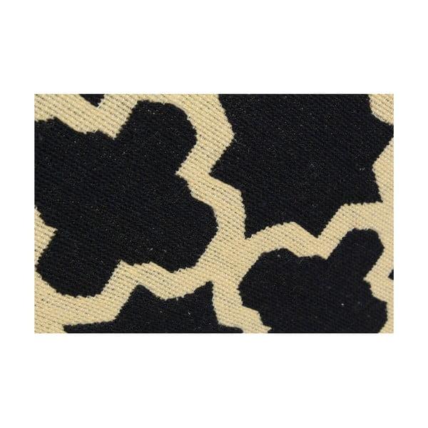Granatowy dywan Ya Rugs Tan, 80x150 cm