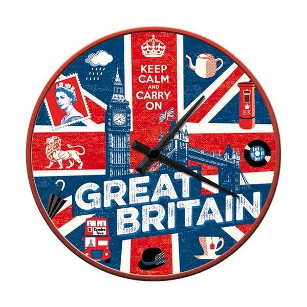 Zegar Great Britain, 31 cm