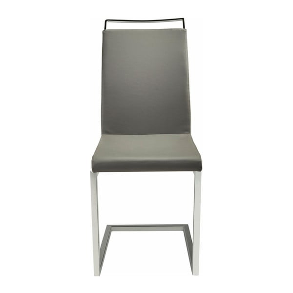 Zestaw 2 szarych krzeseł Støraa Stark
