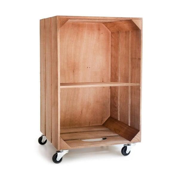 Rustykalna szafka drewniana Really Nice Things, jasna