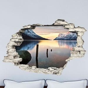 Naklejka Ambiance Landscape Lake