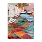 Koc bawełniany Biederlack Colour - Woven, 200x150cm