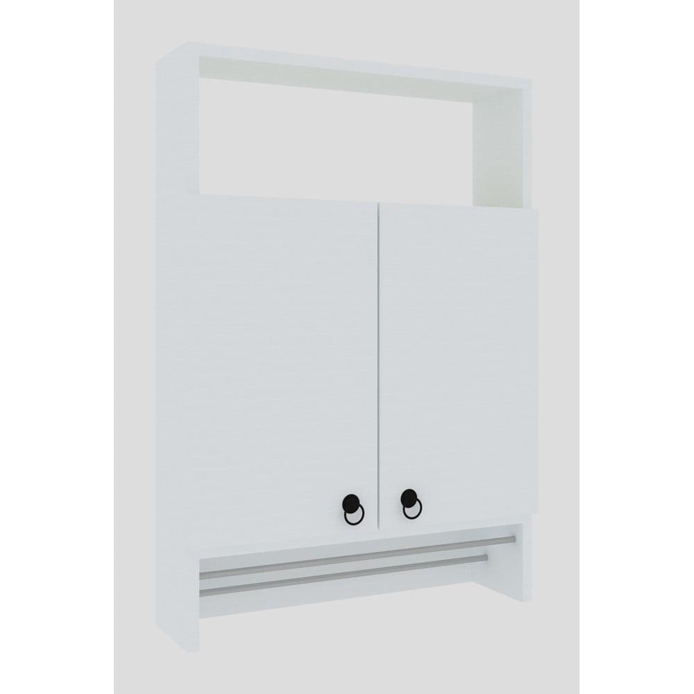 Biała szafka łazienkowa Puqa Design Beta
