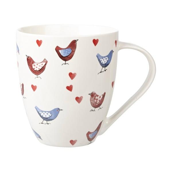 Kubek Lovebirds, 500 ml