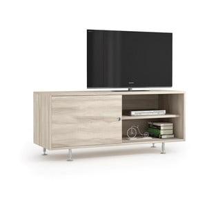 Komoda pod TV z dekorem drewna wiązu Terraneo