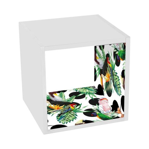Stolik z półką Dotted Jungle