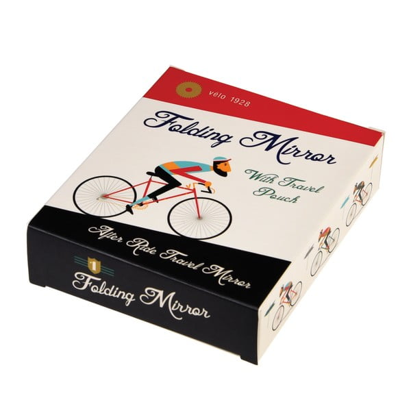 Lusterko do golenia w etui Rex London Le Bicycle