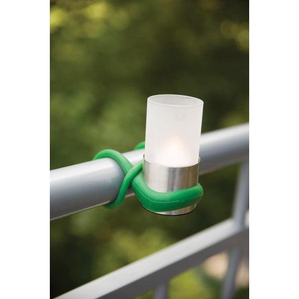 Zestaw 3 świeczników na balustradę Esschert Design Happy