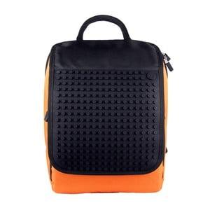 Plecak pikselowy Pixelbag, pomarańczowy/czarny
