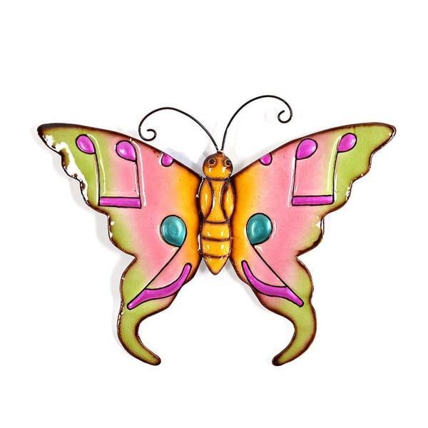 Dekoracja ścienna Colorful Butterfly