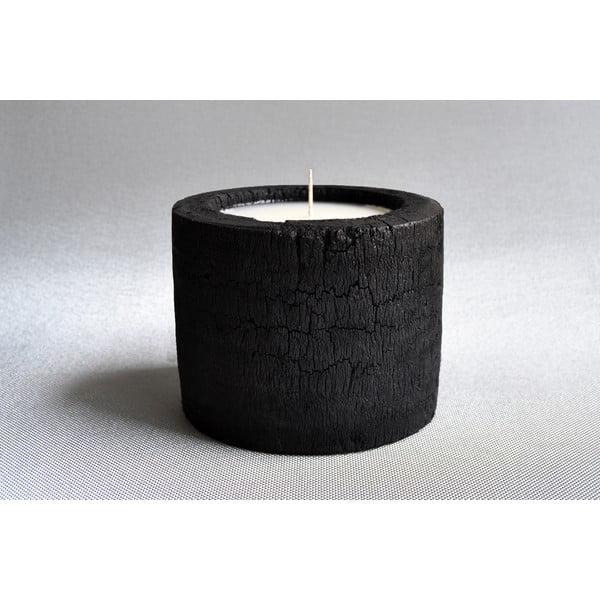 Palmowa świeczka Legno o zapachu wanilii i paczuli, 80 godzin palenia