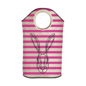 Kosz na bieliznę Bunny in Stripes