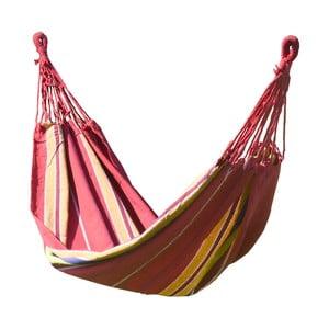 Czerwono-żółty hamak Cattara Textil