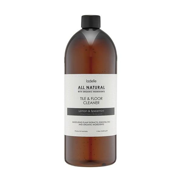 Naturalny płyn do mycia podłóg o zapachu mięty i cytryny Ladelle