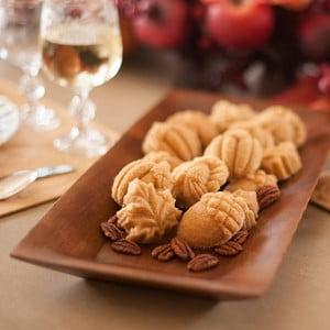Forma do pieczenia ciasteczek Nordic Ware Jesień