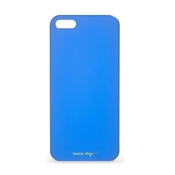Etui Happy Plugs na iPhone 5/5S, niebieskie