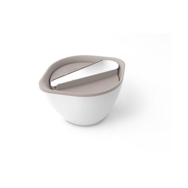 MB LIB Grey/White na zupy i sałatki