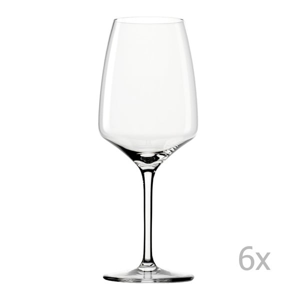 Zestaw 6 kieliszków Lausitz Experience Bordeaux, 645 ml