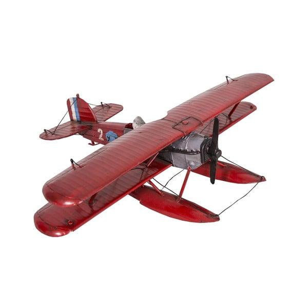 Dekoracja wodolot Red Seaplane