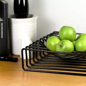 Koszyk na owoce Wire Fruit, czarny