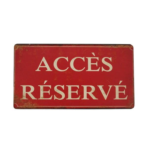 Tablica ścienna Acces Reserve