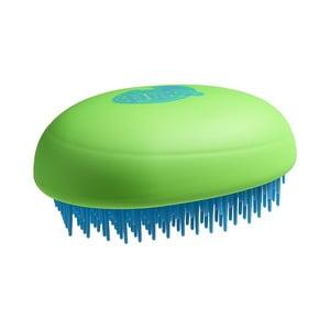 Zielona szczotka do włosów TINC Eezyteezy Tangle
