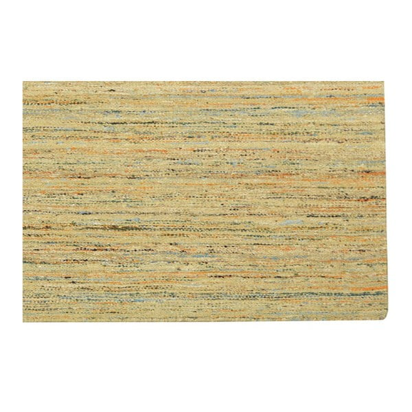 Ręcznie tkany dywan Kilim Sari Silk Beige, 140x200 cm