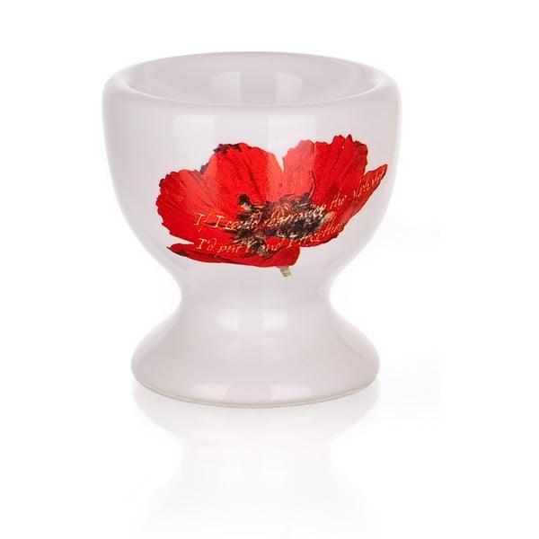 Kieliszek na jajko Banquet Red Poppy