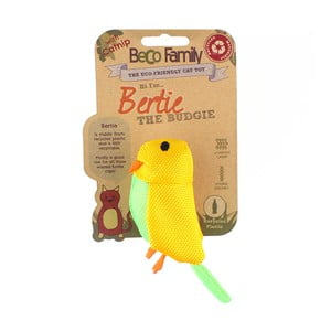 Zabawka dla kota Beco Budgie