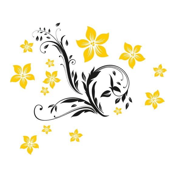 Naklejka Floral Ornament