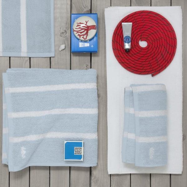 Ręcznik   kąpielowy Menton Blue, 70x140 cm