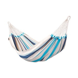 Hamak Caribena jednoosobowy, niebieski