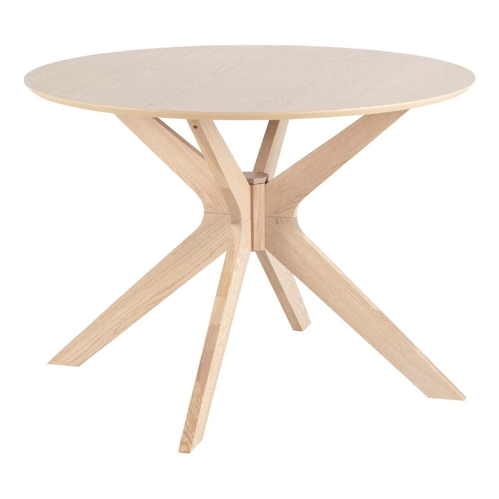Stół do jadalni Actona Duncan, ø 100 cm