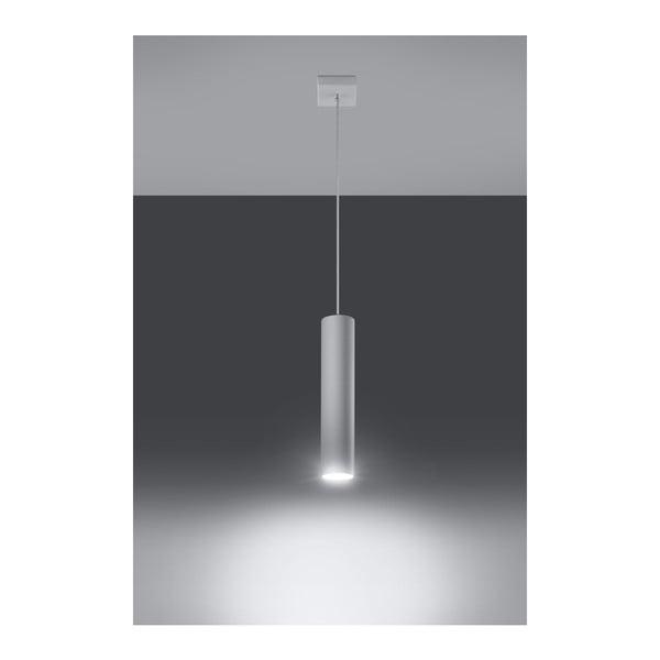 Biała lampa wisząca Nice Lamps Castro 1