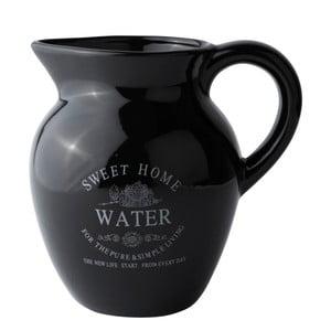 Dzban na wodę Sweet Home 2 l, czarny