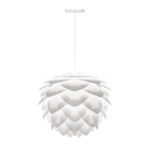 Biała lampa VITA Copenhagen Silvia, Ø32cm