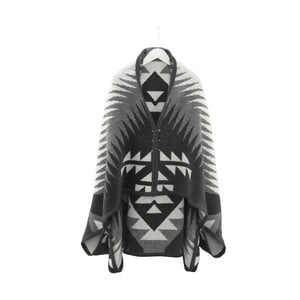 Poncho/Koc Ikat, 110x170 cm